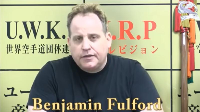 Бенджамин Фулфорд: Пришло время напомнить Китаю о своем месте.  Обзор  26.03.2018  Benjamin-Fulford