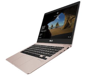 ZenBook UX331UAL Laptop Ringan Tahan Banting