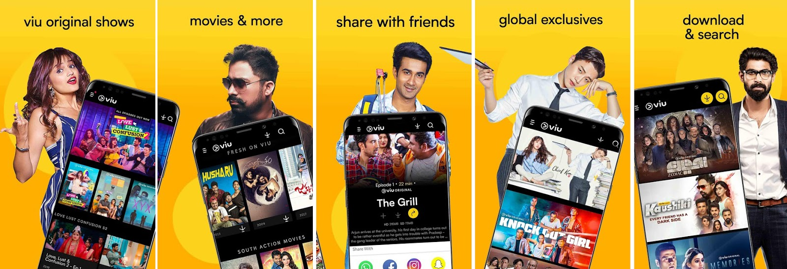 Viu for Android - APK Download Latest Version