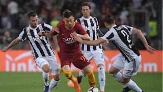 موعد مباراة يوفنتوس وروما ضمن الدوري الإيطالي والقنوات الناقلة