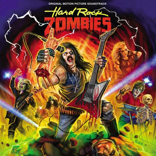 PAUL SABU - Hard Rock Zombies [Original Motion Picture Soundtrack] (2018) full