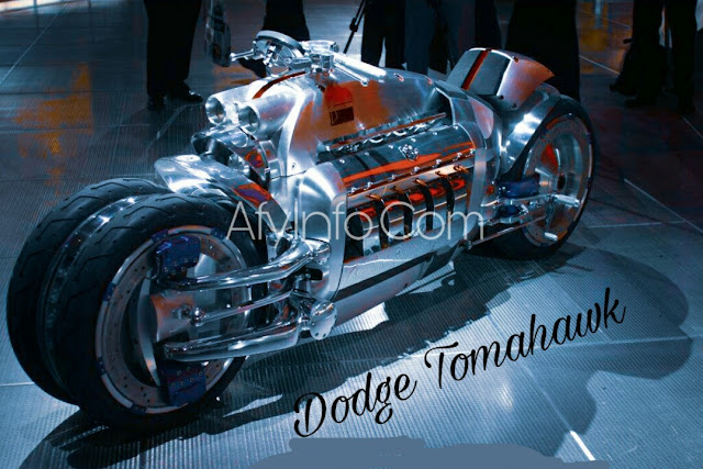 Gambar Motor Dodge Tomahawk