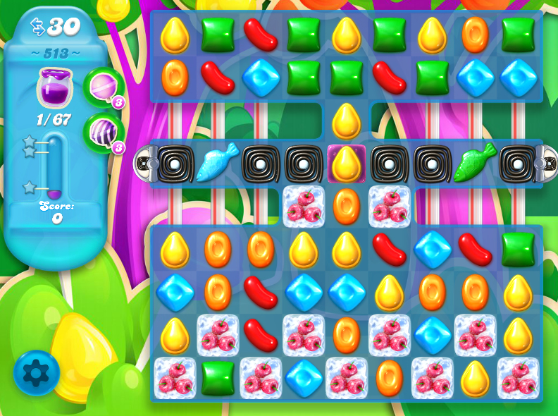 Candy Crush Soda 513