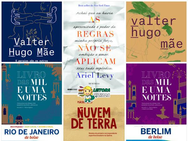 Lançamentos: Globo Livros
