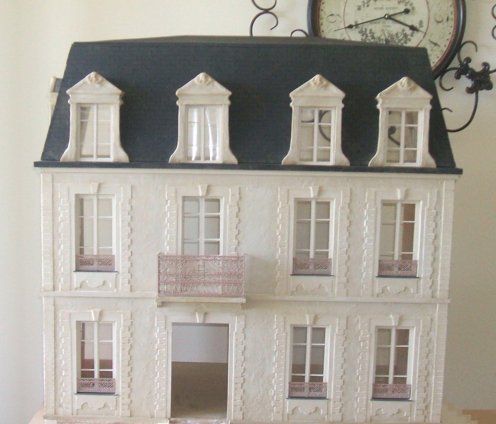 maison miniature le petit monde de roseline. Black Bedroom Furniture Sets. Home Design Ideas