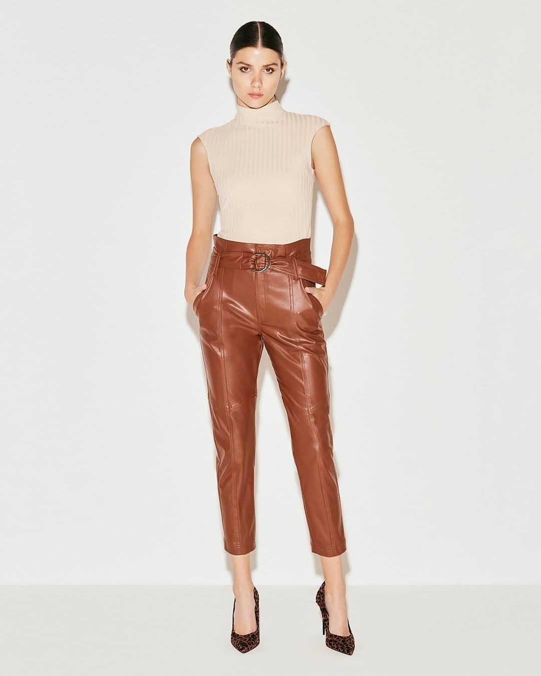 pantalones invierno 2021 moda mujer