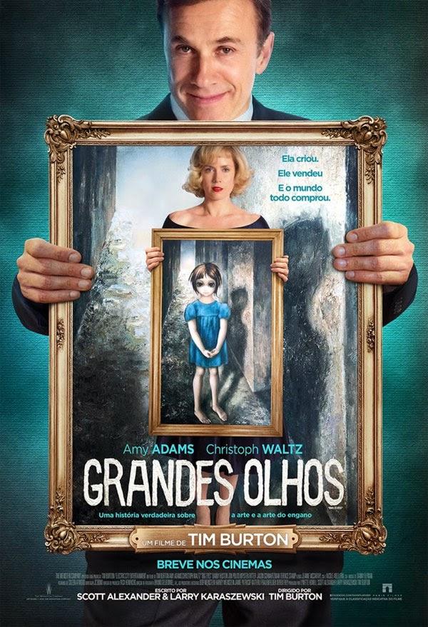 Grandes Olhos – Dublado (2014)