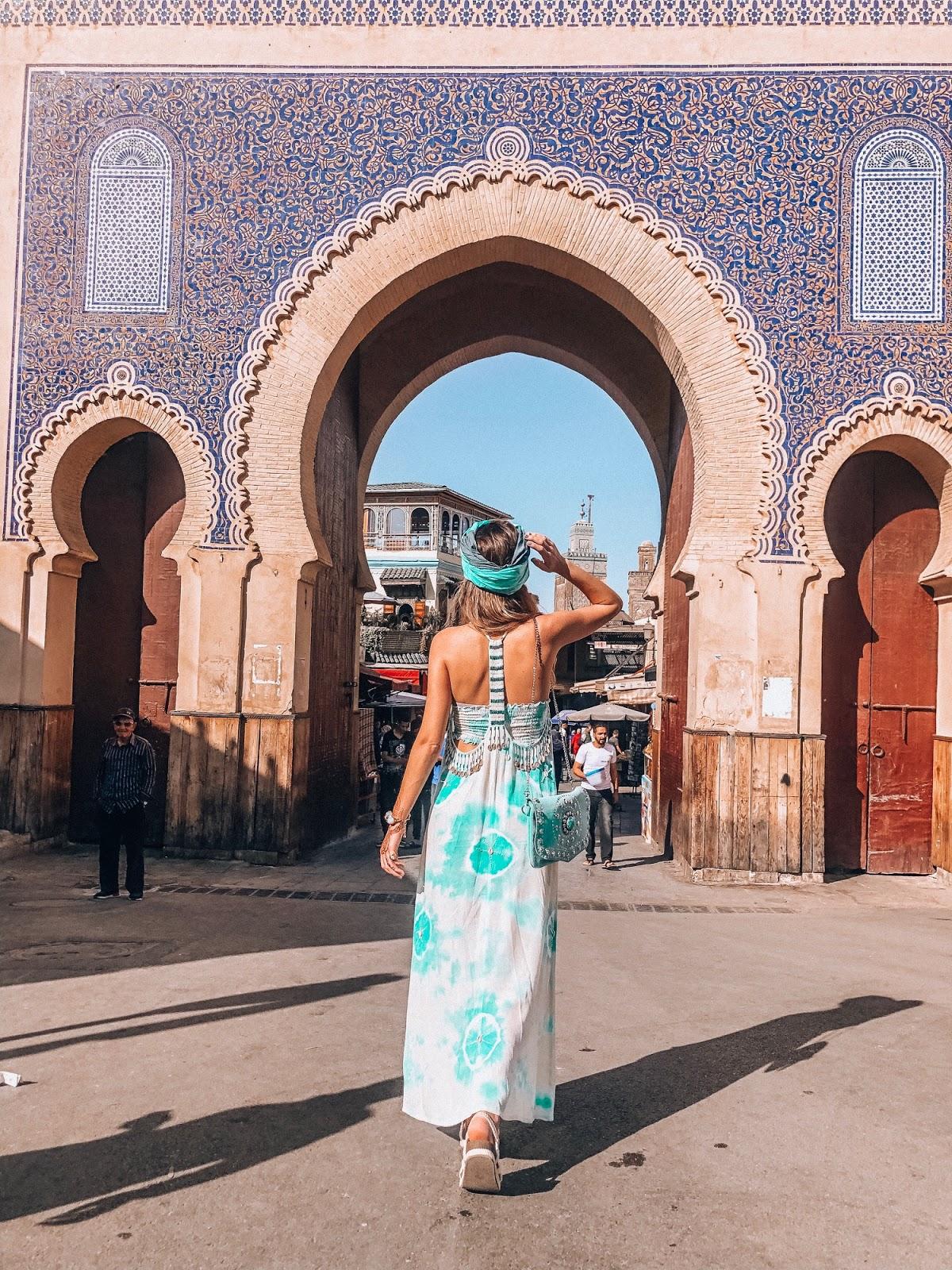 viajar a marruecos una semana