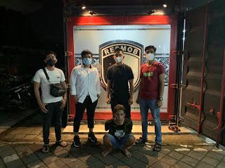Tim Resmob Polres Pangkep Kembali Mengamankan Penadah hasil Curian Asal Makassar