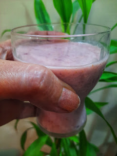 Fig Almond Smoothie