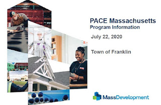 Proposal on Property Assessed Clean Energy (PACE) Massachusetts for Franklin