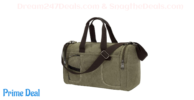 Overnight bag for men and women 40% OFF
