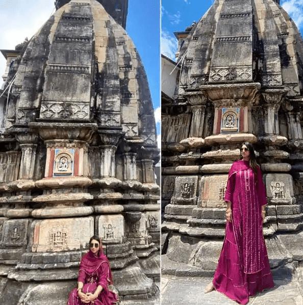 देहरादून में खूब घूम रही हैं Mohena Kumari Singh