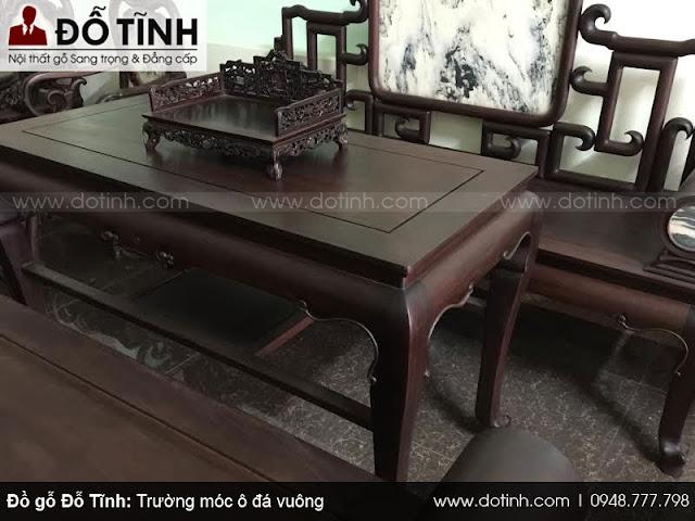 Địa chỉ bán bộ bàn ghế gỗ móc uy tín?