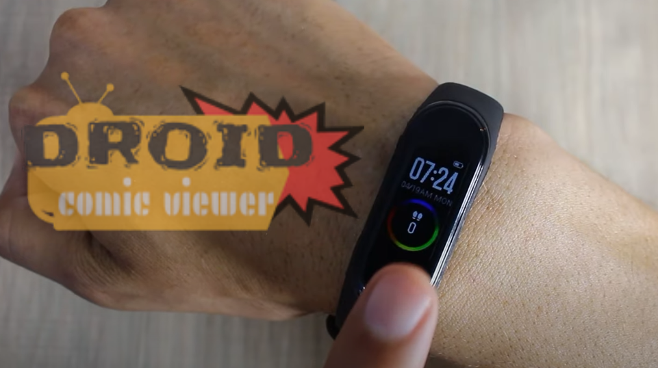 أفضل باند ذكي (ساعة smart band) 2021  - droidcomicviewer