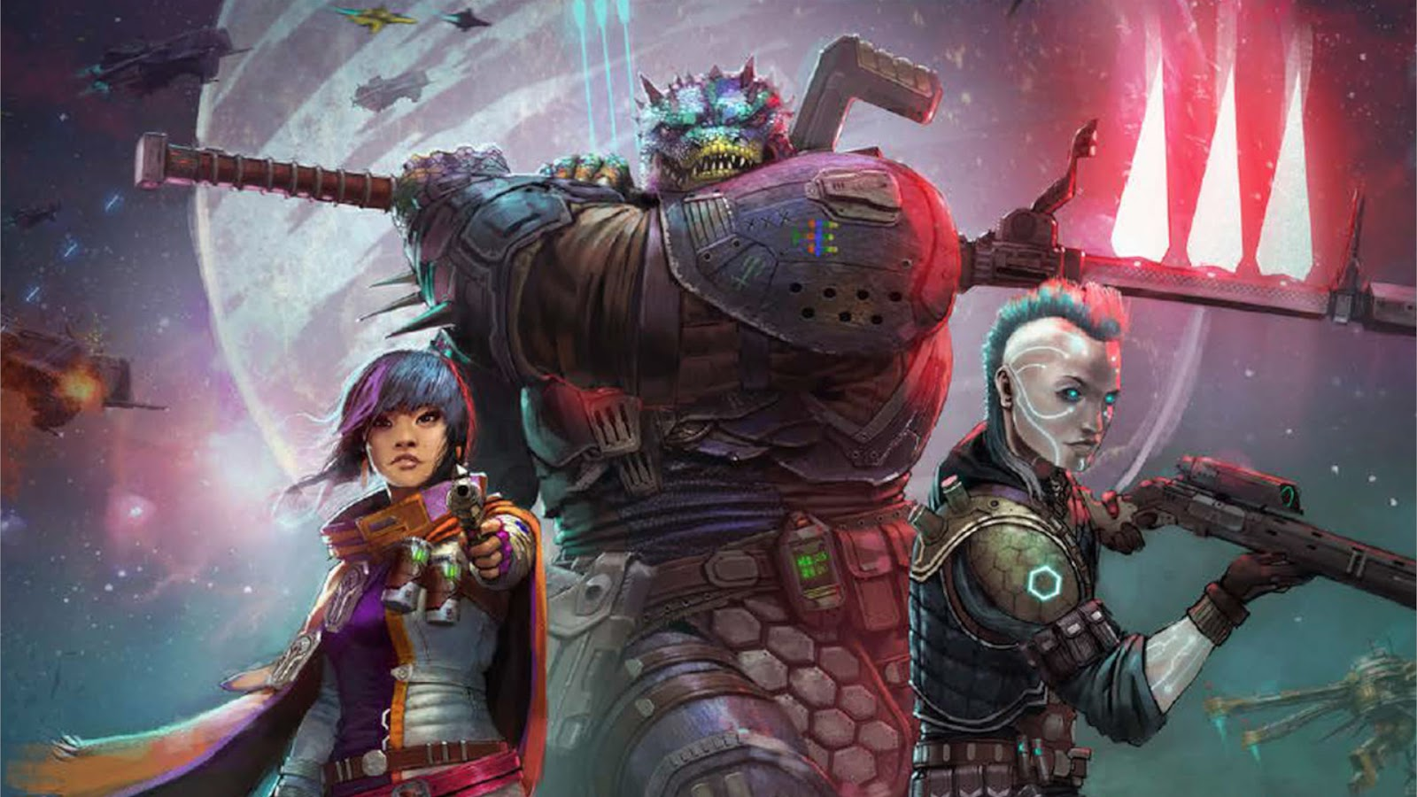 Board Game News Collider - Starfinder RPG with Amazon Alexa Skills