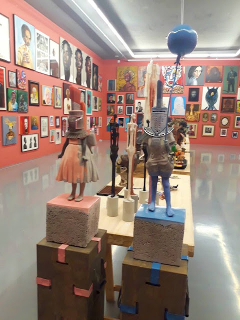 Sculptures at Home Is Where The Art Is - Zeitz Mocaa
