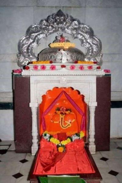 400 years old temple of Ganesh ji, where Bappa himself appeared