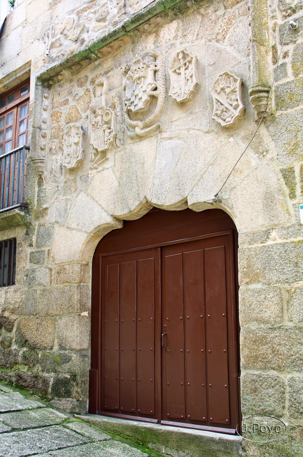 Casa de la Inquisición de Ribadavia