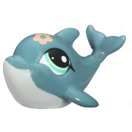 Lps Dolphin Generation 3 Pets Lps Merch