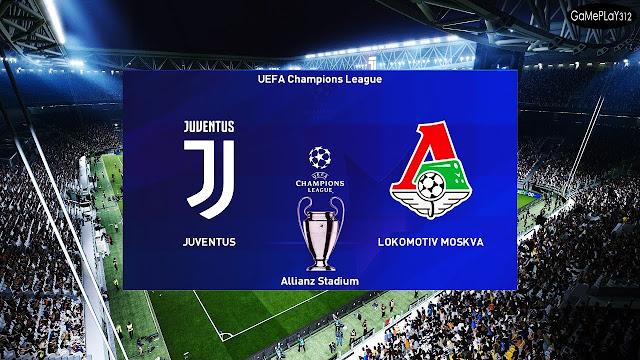 Juventus vs Lokomotiv Moskva Biss Key AsiaSat 5 Selasa, 22 Oktober 2019
