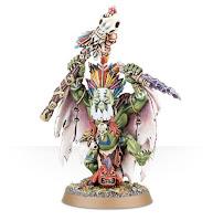 age of sigmar orruks bonesplitterz miniatures wurrgog prophet