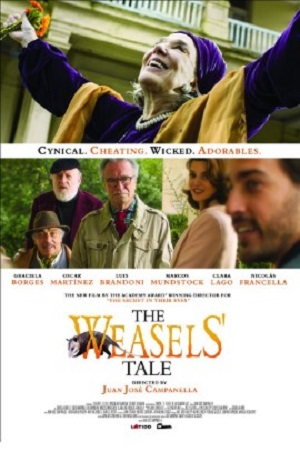 The Weasel's Tale Movie Review