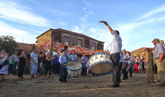 música e dança na aldeira portuguesa
