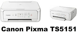 Canon Pixma TS5151 printer
