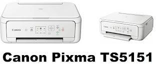 Canon Pixma TS5151 printer