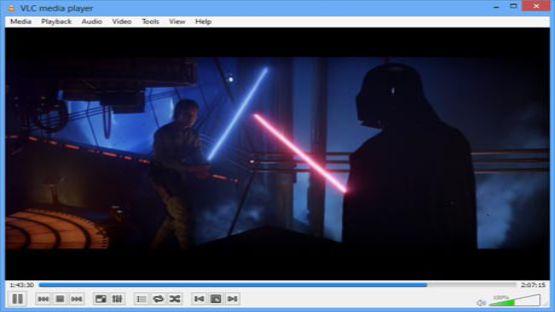 VLC Media Player screenshot 4