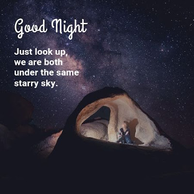 Good Night Sky Image