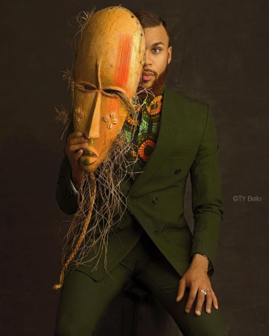 Jidenna Photo Shot