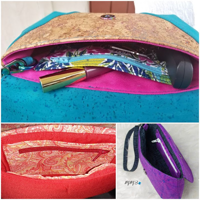 pocket options on purse pattern