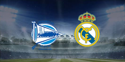 مباراة ريال مدريد وديبورتيفو ألافيس بتاريخ 30-11-2019 الدوري الاسباني