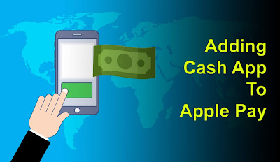 adding cash app to apple pay
