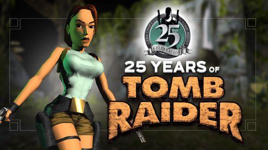 Tomb Raider 25th Anniversary 2021