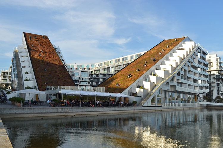 Big architects opere