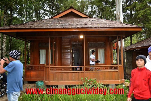 Villa cimanggu Ciwidey