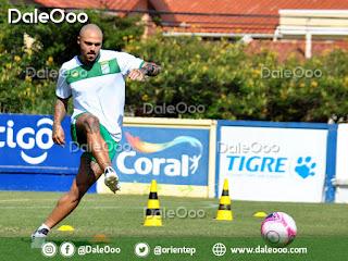 Barcelona Sportig Club de Ecuador pone los ojos en Maximiliano Freitas de Oriente Petrolero - DaleOoo