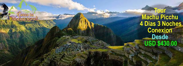 Viaje Machu Picchu Con Conexion