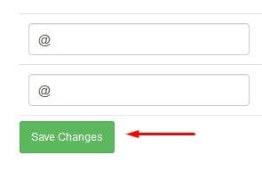 klik save changes