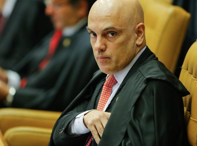 PTB ingressa com pedido de impeachment de Alexandre de Moraes no Senado