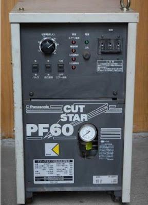Máy cắt plasma cut 60 Pana