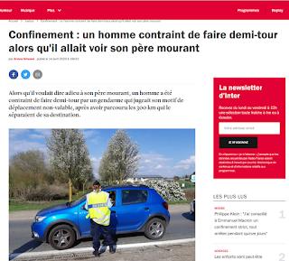 https://www.franceinter.fr/justice/confinement-un-homme-contraint-de-faire-demi-tour-alors-qu-il-allait-voir-son-pere-mourant