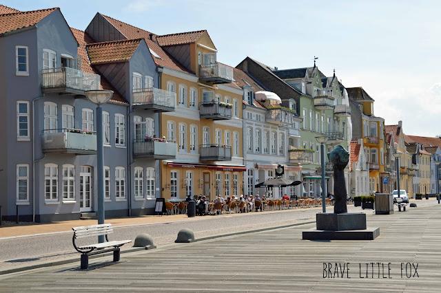 Hafen Sønderborg Dänemark
