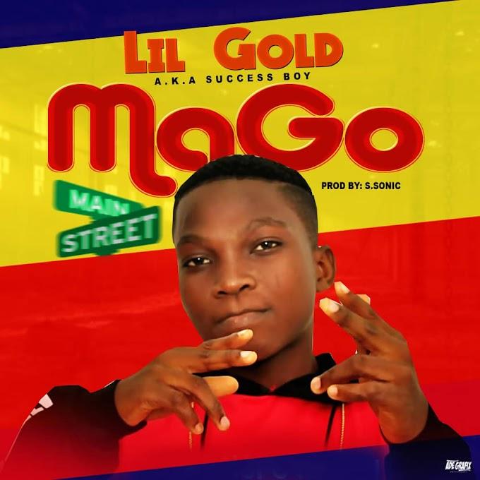 "Lil Gold - ""Mago"" (prod S.sonic)"