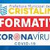 Os casos de Coronavírus monitorados em Cristalina aumentaram 48% segundo boletim emitido pela Secretaria de Saúde