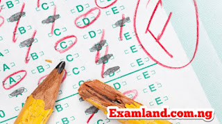 Reasons why students fail in examinations