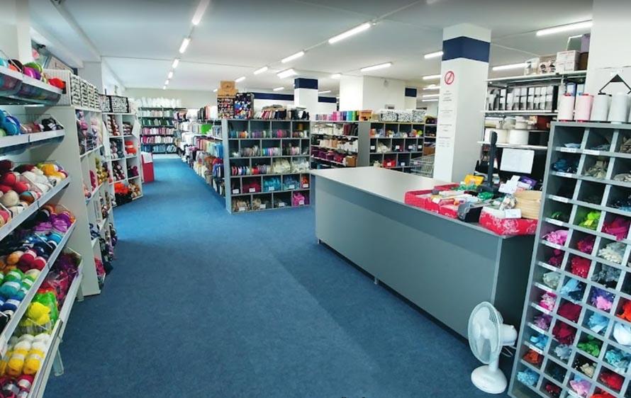 Fabric Stores in Vienna: Eurostoff